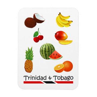 トリニダードトバゴのフルーツ マグネット