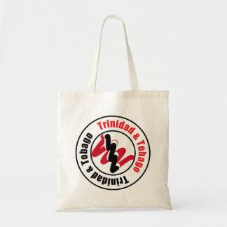 トリニダードトバゴのロゴのデザイン トートバッグ