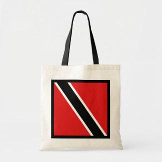 トリニダードトバゴの旗のバッグ トートバッグ