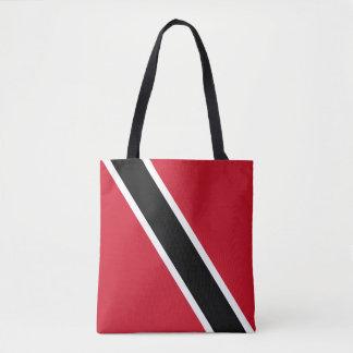 トリニダードトバゴの旗 トートバッグ