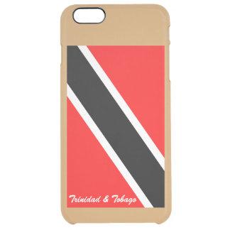 トリニダードトバゴ クリア iPhone 6 PLUSケース