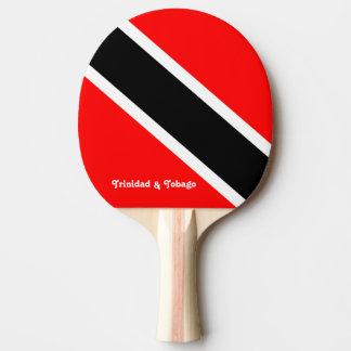 トリニダードトバゴ 卓球ラケット