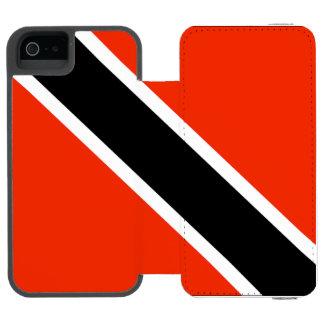 トリニダード及びトバゴ INCIPIO WATSON™ iPhone 5 財布 ケース