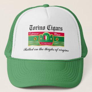 トリノのシガーの帽子 キャップ