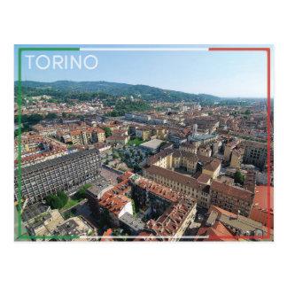 トリノ-トゥーリンの郵便はがき ポストカード