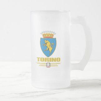 トリノ(トゥーリン) フロストグラスビールジョッキ