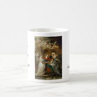 トリプティクSv。 IdelfonsoピーターポールRubensの油 コーヒーマグカップ