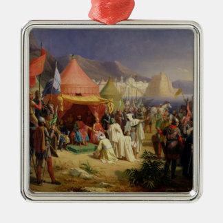 トリポリの取得、1102年1842年4月 メタルオーナメント