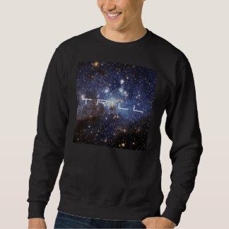 トリルの銀河系のスエットシャツ スウェットシャツ
