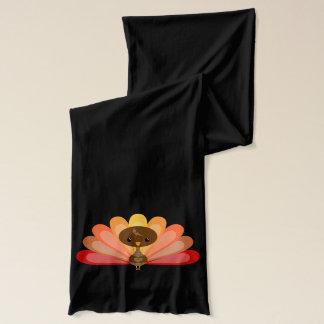 トルコのかわいこちゃん-感謝祭のスカーフ スカーフ