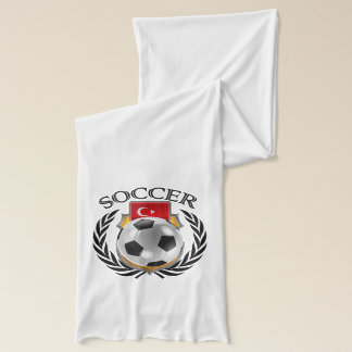 トルコのサッカー2016ファンのギア スカーフ