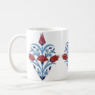 トルコのタイルのマグ コーヒーマグカップ