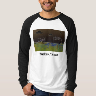 トルコのテキサス州のTシャツ Tシャツ