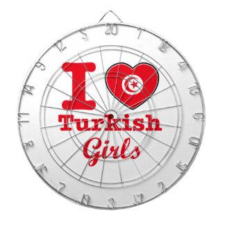 トルコのデザイン ダーツボード