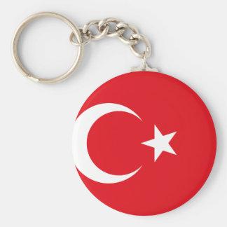 トルコの国民の世界の旗 キーホルダー