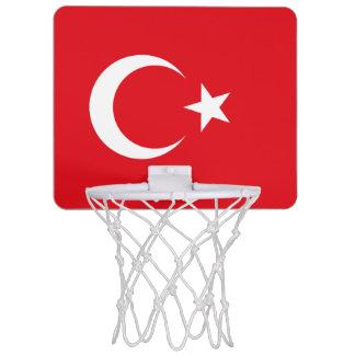 トルコの小型バスケットボールのゴールの旗 ミニバスケットボールネット