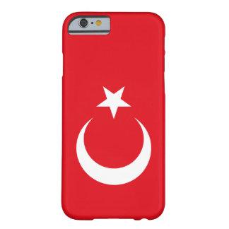 トルコの旗のiPhone6ケース Barely There iPhone 6 ケース