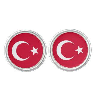 トルコの旗 カフリンク