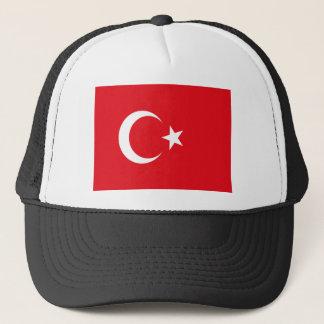 トルコの旗 キャップ