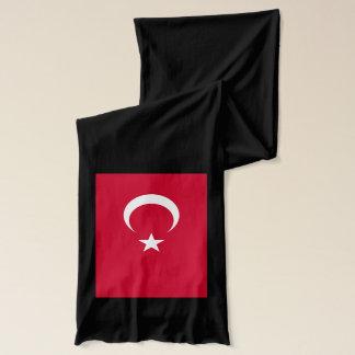 トルコの旗 スカーフ