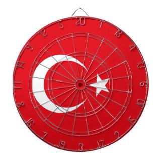 トルコの旗 ダーツボード