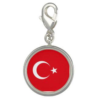 トルコの旗 チャーム