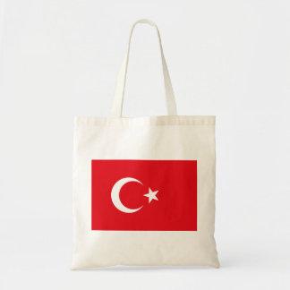 トルコの旗-トルコの旗- Türkのbayrağı トートバッグ