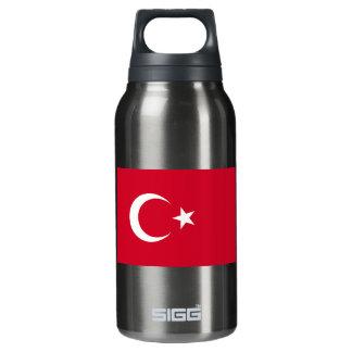 トルコの旗 断熱ウォーターボトル