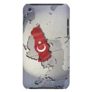トルコの旗 Case-Mate iPod TOUCH ケース