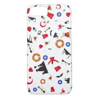 トルコの有名なアイコン iPhone 8/7ケース