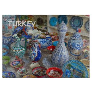トルコの製陶術 カッティングボード