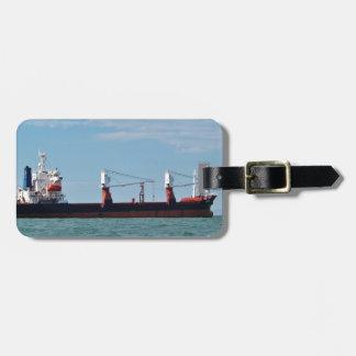 トルコの貨物船 ラゲッジタグ