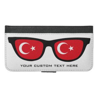 トルコの陰の習慣のウォレットケース iPhone 6/6S PLUS ウォレットケース