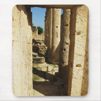 トルコのHierapolis古代市 マウスパッド