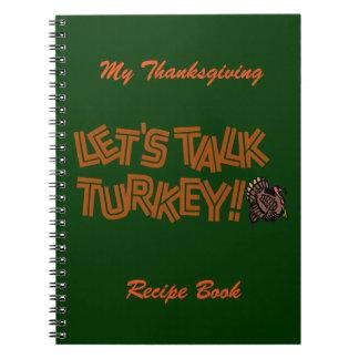トルコを話そう ノートブック