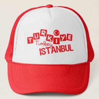 トルコイスタンブールの帽子 キャップ