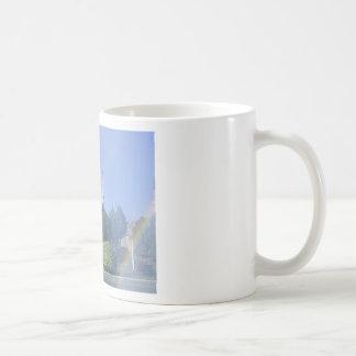 トルコイスタンブールの青いモスク(St.K) コーヒーマグカップ