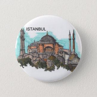 トルコイスタンブールHagia Sophia (St.K)によって 5.7cm 丸型バッジ