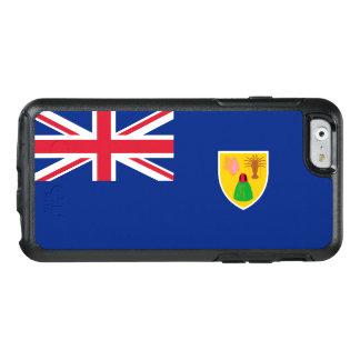 トルコ人およびCaicosのオッターボックスのiPhoneの例の旗 オッターボックスiPhone 6/6sケース