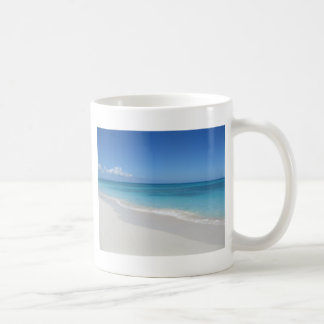 トルコ人およびCaicosの夢のビーチ コーヒーマグカップ