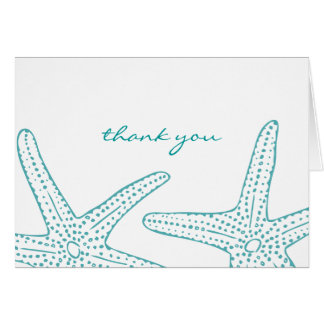 トルコ石|ヒトデ|感謝していして下さい||カード カード
