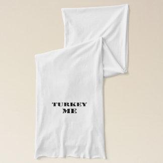 トルコ私 スカーフ
