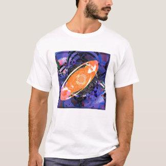 トルスの型枠3c (鶏) tシャツ