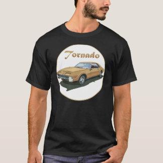 トルネード金ゴールド Tシャツ