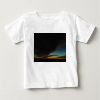 トルネード雲 ベビーTシャツ
