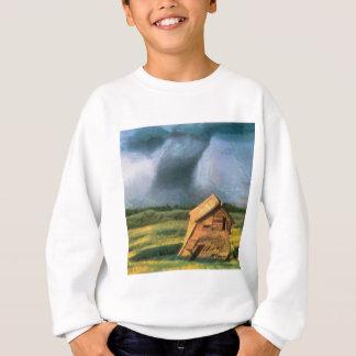 トルネード スウェットシャツ