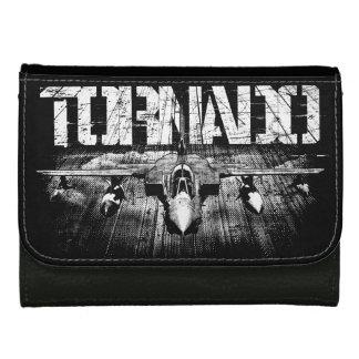 トルネードIDS中型の革財布
