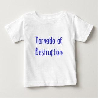 トルネードofDestruction ベビーTシャツ
