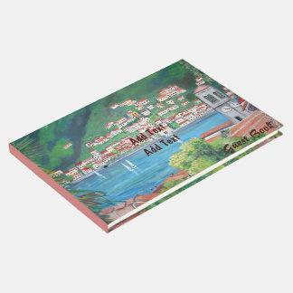 トルノの来客名簿の村 ゲストブック