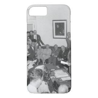トルーマン大統領はJapan's_Warのイメージを発表します iPhone 8/7ケース